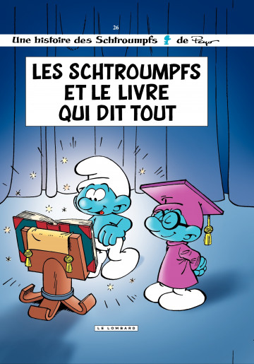 Les Schtroumpfs Lombard - Thierry Culliford