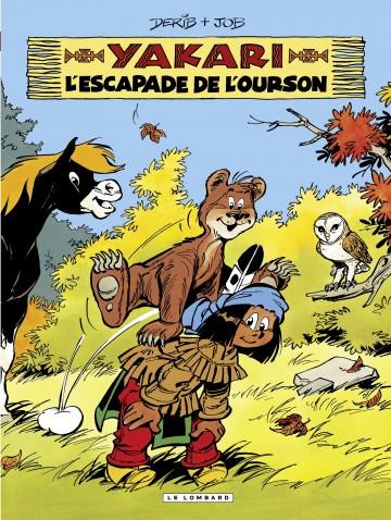 L'escapade de l'ourson - Tome 35 | Derib