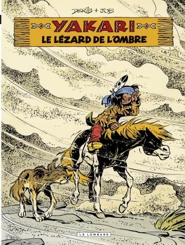 Le lézard de l'ombre + Fiche Animal - Tome 36 | Derib