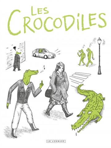 Les Crocodiles | Thomas Mathieu
