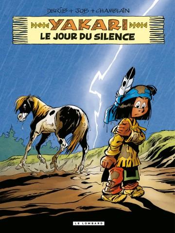 Le jour du silence - Tome 39 | Derib