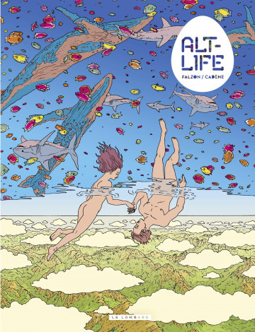 Alt-Life - Tome 1 | Falzon Joseph