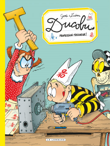 Profession: tricheur! - Tome 23 | Godi