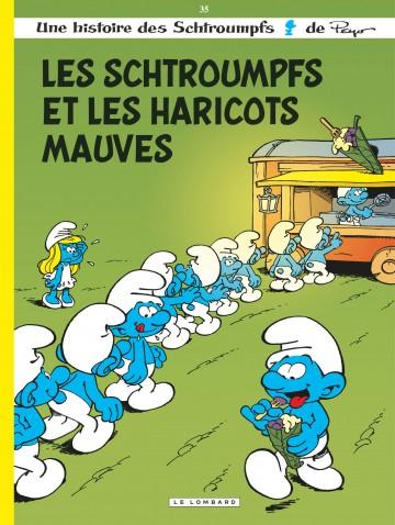 Les Schtroumpfs et les haricots mauves - Tome 35 | Garray