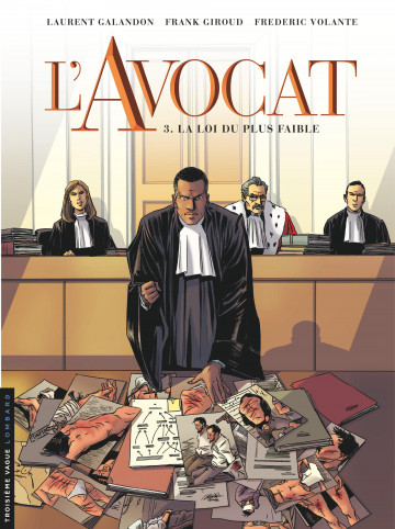 L'Avocat - Laurent Galandon