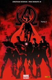 T2 - New Avengers Marvel Now