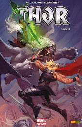 T3 - Thor Marvel Now