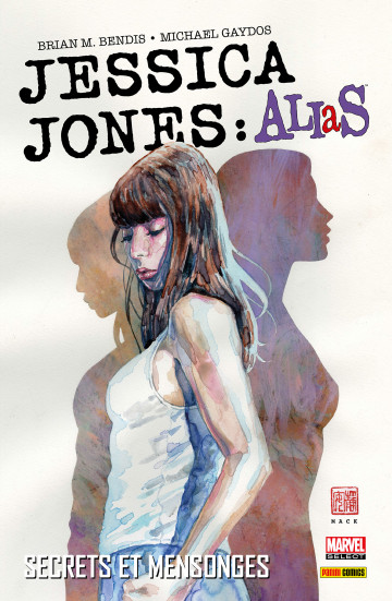 Jessica Jones Alias - Michael Gaydos