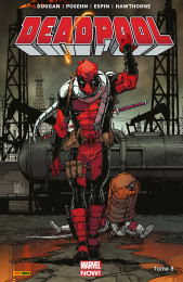 T8 - Deadpool Marvel Now