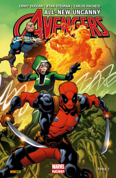 T1 - All-New Uncanny Avengers