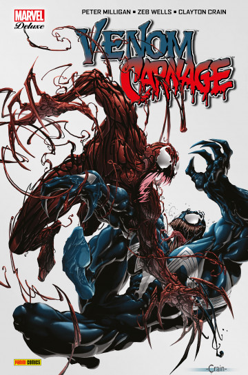 Venom vs Carnage - Peter Milligan