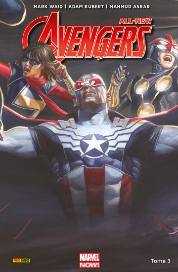 All-New Avengers - Mark Waid