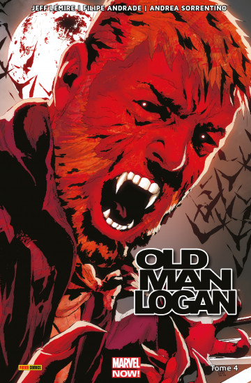 Old man Logan All-new All-different - Jeff Lemire
