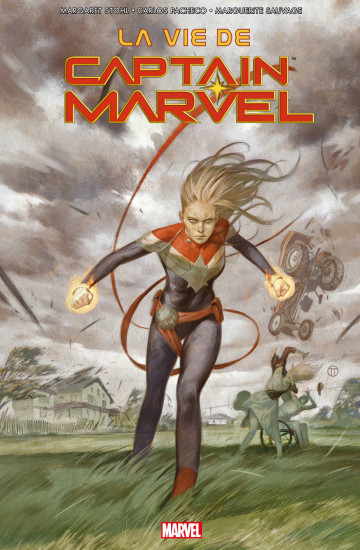La vie de Captain Marvel - Margaret Stohl