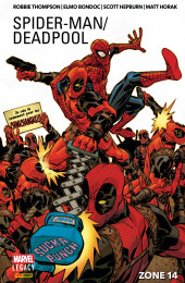 Spider-Man/Deadpool (2018) T02 : Zone 14