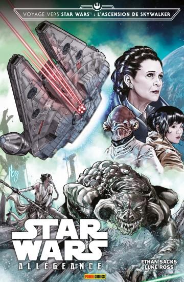 L'Ascension de Skywalker - Ethan Sacks