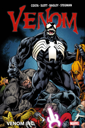Venom (2017) - Mike Costa