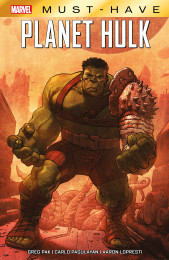 Marvel Must Have : Hulk - Planète Hulk