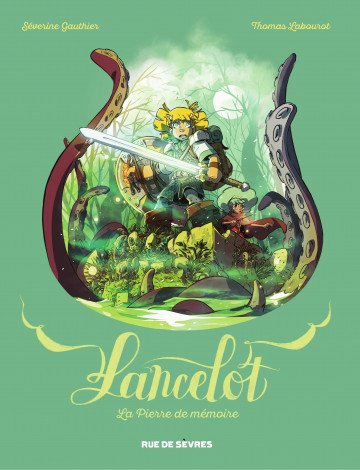 Lancelot | Séverine Gauthier