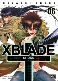 T6 - XBlade Cross