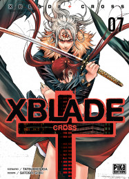 T7 - XBlade Cross