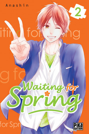 Waiting for Spring - ANASHIN