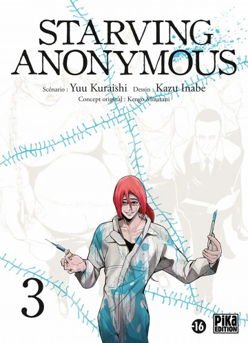 Starving Anonymous - Kazu Inabe