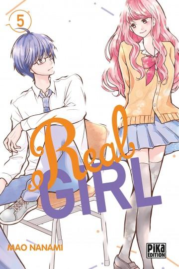 Real Girl - Mao Nanami