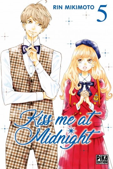 Kiss me at Midnight - Rin Mikimoto