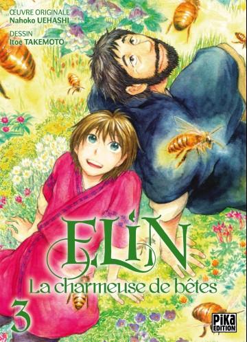 Elin, la charmeuse de bêtes - Itoe Takemoto