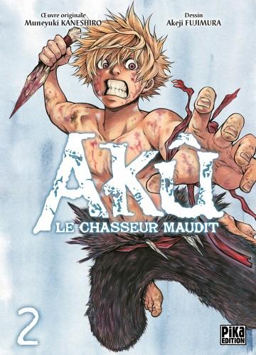 Akû, le chasseur maudit - Akeji Fujimura