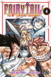 T4 - Fairy Tail - 100 Years Quest