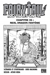 C35 - Fairy Tail - 100 Years Quest