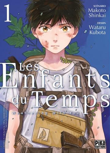Les Enfants du Temps - Wataru Kubota