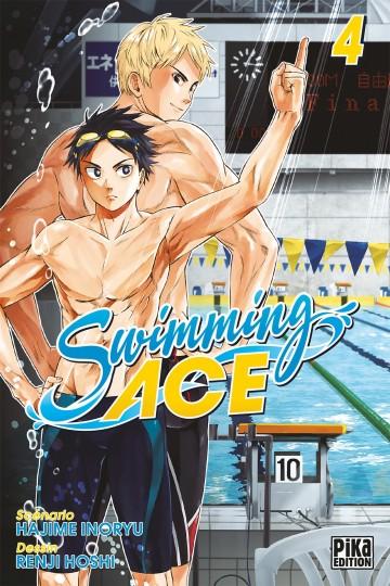 Swimming Ace - Renji Hoshi