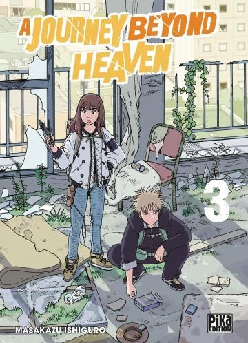 A Journey Beyond Heaven - Masakazu Ishiguro