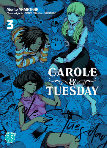 Carole & Tuesday - Morito Yamataka