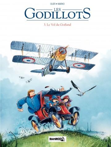 Le vol du Goéland - Tome 3 | Olier