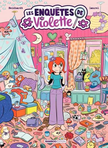 Les Enquêtes de Violette - Tome 2 - Tome 2 | Neidhardt