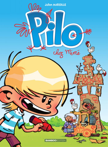 Pilo - Tome 2 - Tome 2 | Mariolle