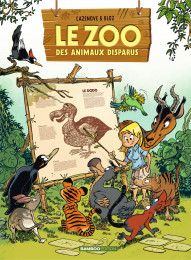 T1 - Le zoo des animaux disparus