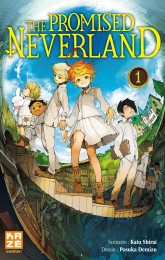 T1 - The Promised Neverland
