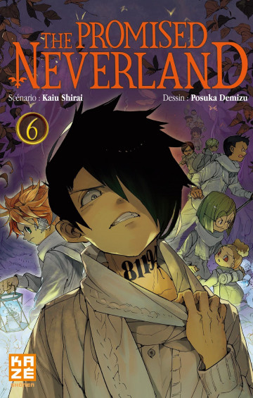 The Promised Neverland - Kaiu Shirai