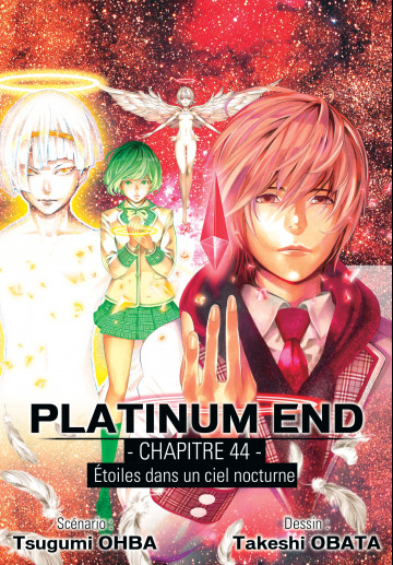 Platinum End - Takeshi Obata
