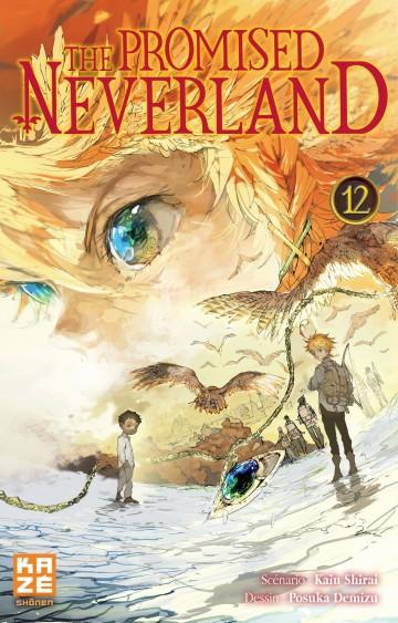 The Promised Neverland - Kaiu Shirai