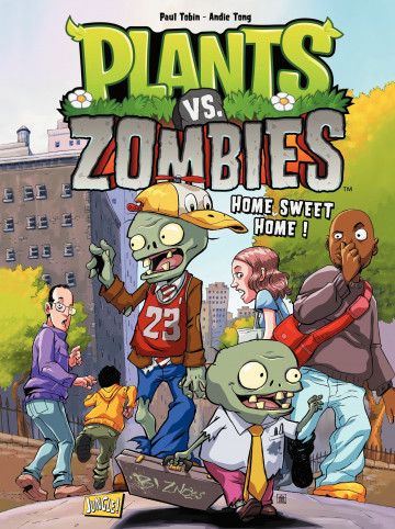 Plants vs zombies - Paul Tobin