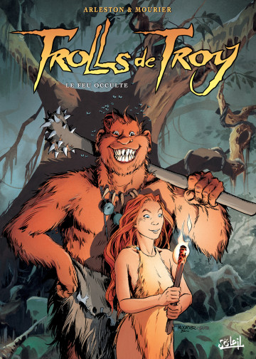 Trolls De Troy - Christophe Arleston