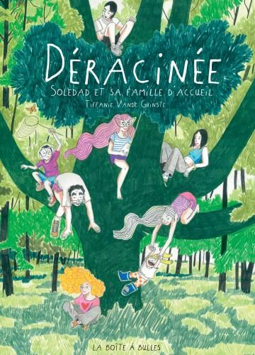 Déracinée - Soledad et sa famille d'accueil | Tiffanie Vande Ghinste