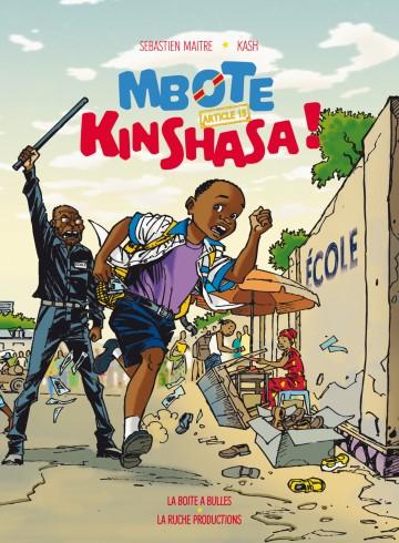 Mbote Kinshasa, Article 15 | Sébastien Maitre