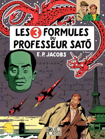Blake & Mortimer - Edgar P. Jacobs
